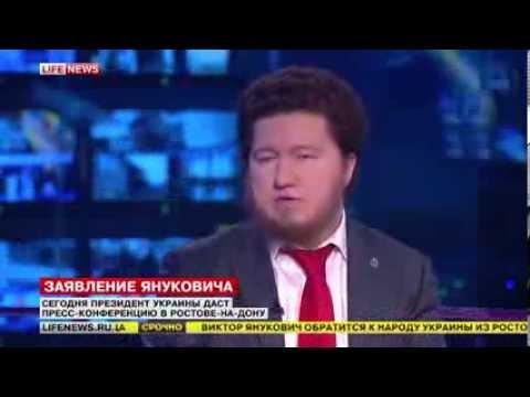"""Lifenews- 11.03.14- эксперт о выходе из """"Крымского кризиса"""""""