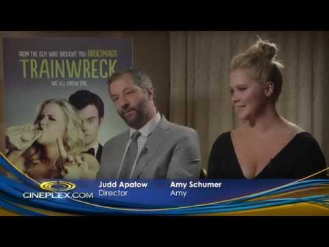 Amy Schumer & Judd Apatow: Trainwreck - Cineplex Interview
