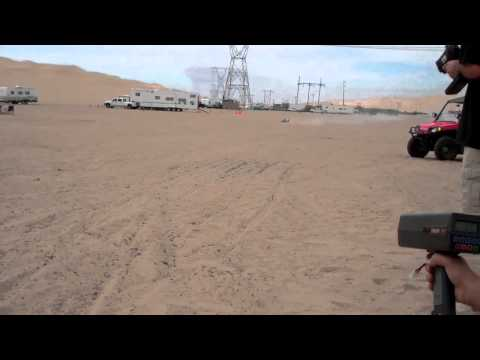 62cc HPI Baja 5T High Speed Runs... 60MPH