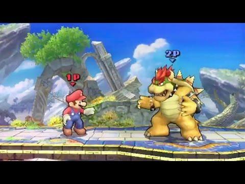 Super Smash Bros. 3DS Introduction Video