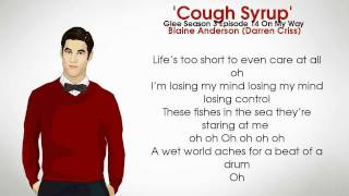 Watch Glee Cast Cough Syrup video