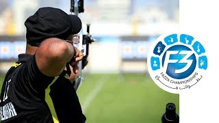 Recurve finals [ARABIC COMMENTARY] | Fazza 2018 Para Archery Ranking Event