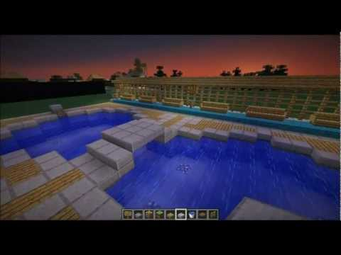 Minecraft Home Design Tips For Swimming Pools How To Save Money And Do It Yourself