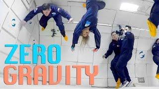 🚀 Zero Gravity Flight!