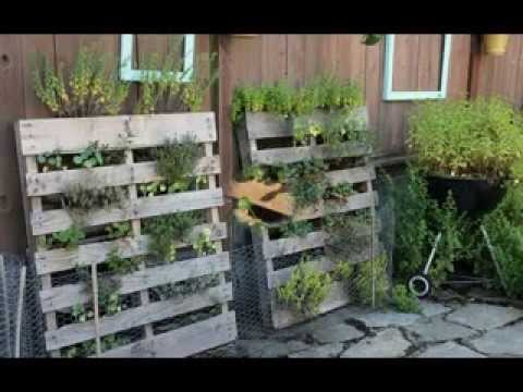 Simple vertical strawberry garden design ideas youtube for Strawberry garden designs