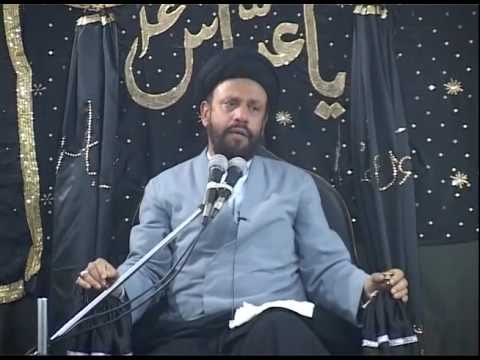 Sayyed Zaki Baqri - Majalis 1 Of 8 (moharram-safar 1432) video