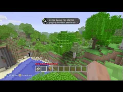 Minecraft Xbox 360 Seed Good Map For Hunger Games