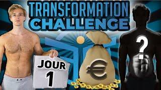 LE TRANSFORMATION CHALLENGE 2020 COMMENCE !! [4500€ de prix]