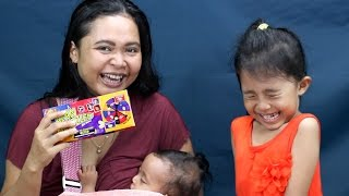 bean boozled challenge ibu dan balita indonesia-weird candy-Super Gross Jelly Belly Beans
