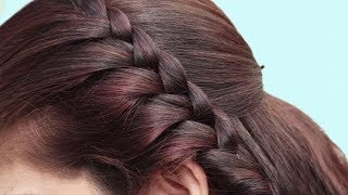 Everyday Hairstyles For Medium Long hair | hair style girl || easy hairstyles