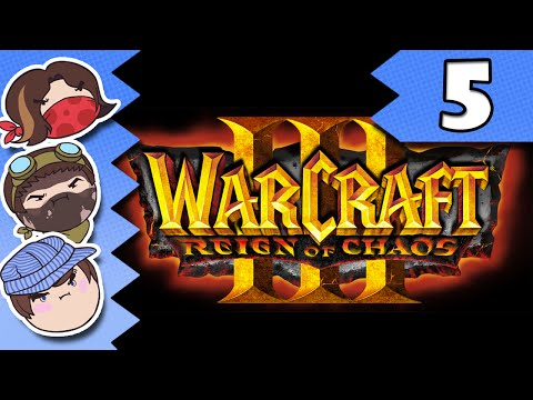 Warcraft Iii Reign Of Chaos: Ready For Action! -part 5 - Steam Train video