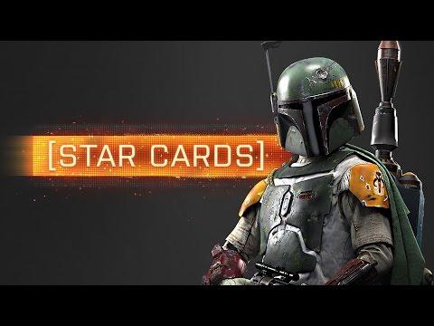 ? STAR CARDS - PLAYER CUSTOMISATION!   Star Wars Battlefront