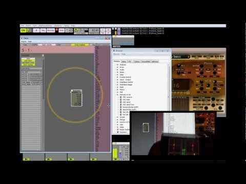 Easy OSC learn with Sensomusic Usine (Your smartphone as a remote to control your VST's)