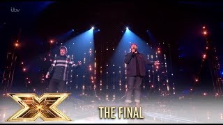 Anthony Russell ft. Tom Walker - Leave A Light On | Final | The X Factor 2018