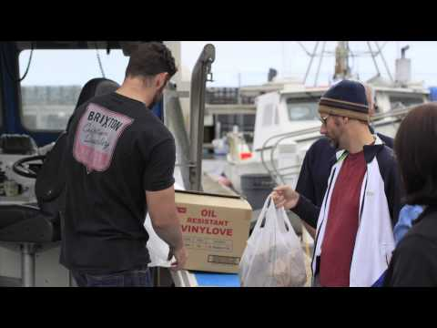 Young San Diegan explores commercial fishing