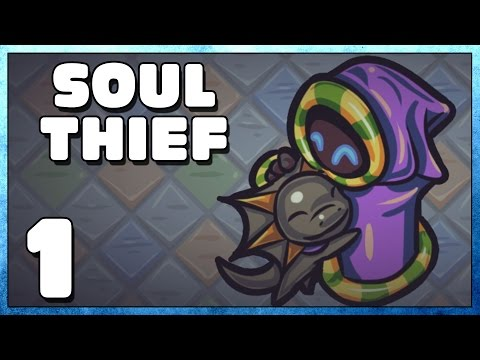 Let's Play Soul Thief A Wizards Lizard 2 Part  1 - First Impression - Soul Thief PC Gameplay