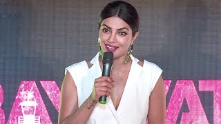 Priyanka Chopra On Her Upcoming Bollywood Movies