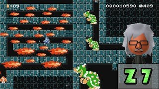 ♪ Barbarian ♪ Rhapsody ♪ by Go Seigen [SUPER MARIO MAKER]