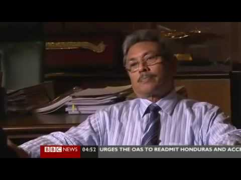 BBC HardTalk Sri Lanka 6-9: Democracy Sri Lankan Style - 11June 2010