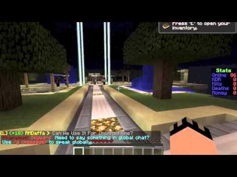 Minecraft Server Review: Phanatic MC 1.7.9
