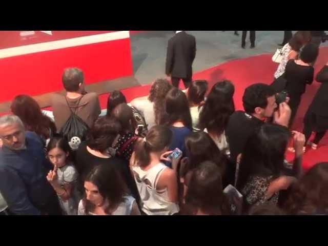 Festival del Film di Roma 2014 - Fan sul Red Carpet Video