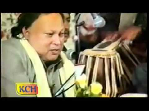 Mein Talkhiye Hayat Se Ghabrake Pi Gaya Live - Nusrat Fateh...