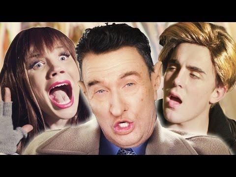 Carly Rae Jepsen - i Really Like You Parody video