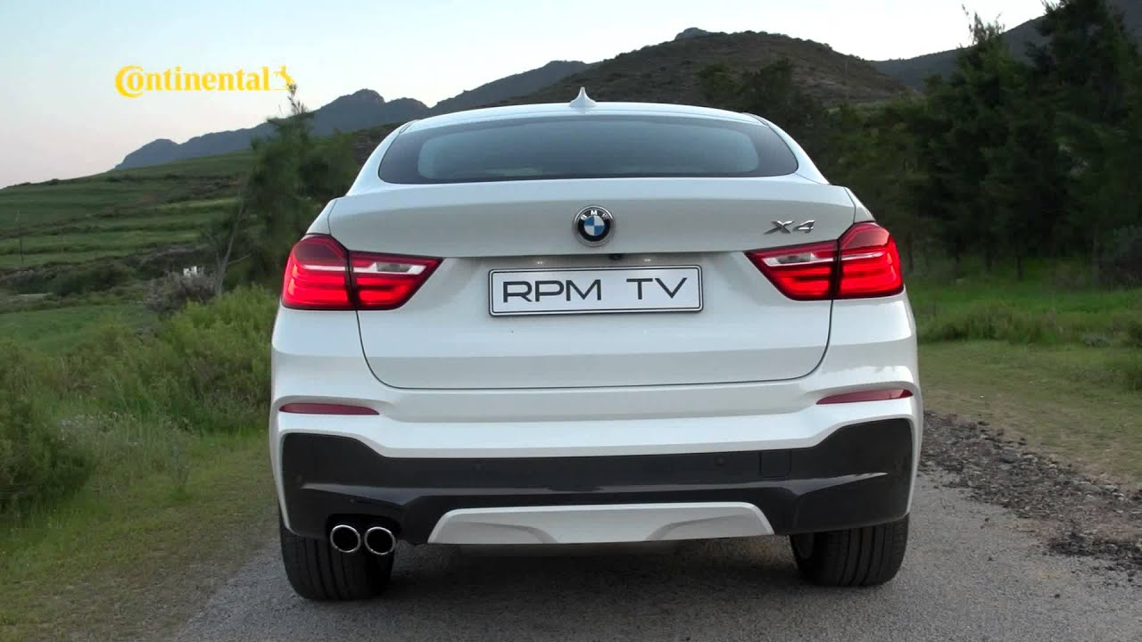 Rpm Tv Episode 287 Bmw X4 Xdrive 35i M Sport Youtube