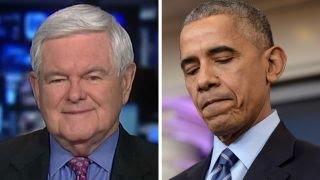 Newt Gingrich: Obama