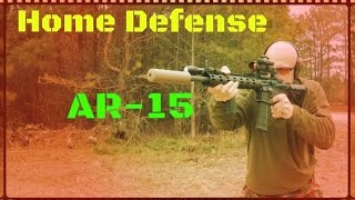 Setting Up Your Home Defense AR-15 Gear & Ammo Advice (HD)