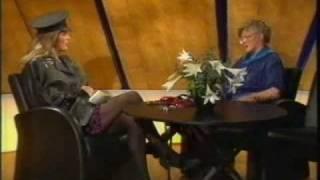 Suzanne Bjerrehuus taler om sex med en sexolog