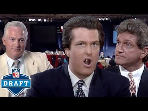 Mel Kiper And The Crazy Feud That Changed the TV Draft Forever | NFL 1994 Draft Story