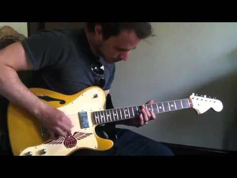 Novel American - Josh Recording