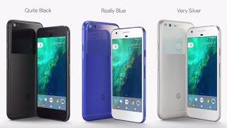 Google Pixel XL. Возможно лучший смартфон на Андроид #1