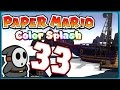 PAPER MARIO: COLOR SPLASH Part 33: Enterkampf auf der Fregatt...