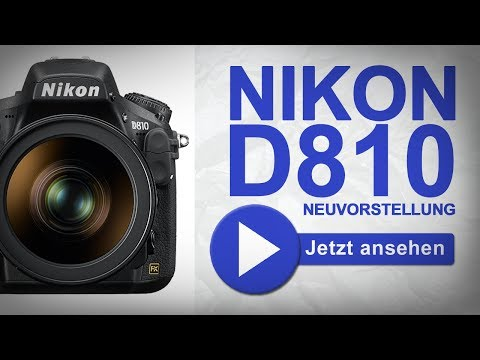 Nikon D810 neu vorgestellt | Preview | marcusfotos.de [Deutsch]