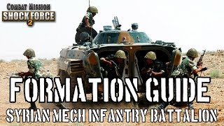 CMSF2 Formation Guide: Syrian Mech Infantry (BMP)
