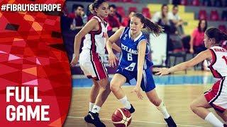 Албания до 16 : Исландия до 16