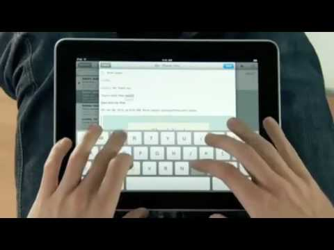 Apple iPad: Steve Jobs Keynote Jan 27 2010 Part 10
