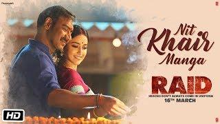 Nit Khair Manga | RAID | Ajay Devgn | Ileana D