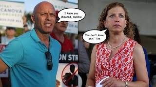 Tim Canova Accuses Debbie Wasserman Schultz of Rigging Election Against Him