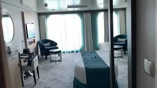 Symphony of the Seas cabin 8626 Junior Suite