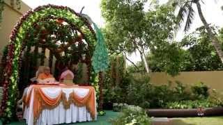 Guruhari Darshan 13 Sep 2014, Sarangpur, India
