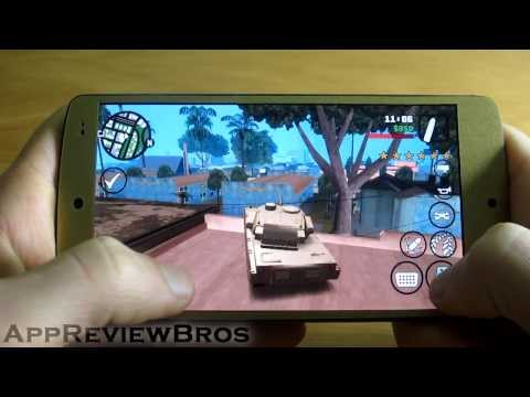 GTA San Andreas CLEO Cheats on Android