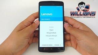 Desbloqueio de Conta Google Lenovo Vibe K4, K4 Note, K5, K5 Plus, K6, K6 Plus,  C2