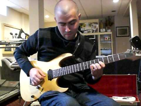 Bryan Adams - Heaven Cover - Guitar Solo Instrumental!!