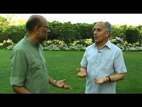 Walk the talk with veteran journalist and former minister Arun Shourie