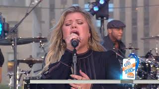 download lagu Kelly Clarkson - Move You The Today Show gratis