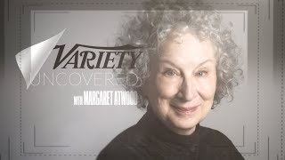 Margaret Atwood: Variety Power of Women Cover Shoot