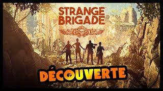STRANGE BRIGADE : LA SURPRISE DE CET ÉTÉ ? (Gameplay Exclusive) [FR]
